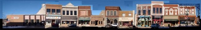 Cherokee Main Street